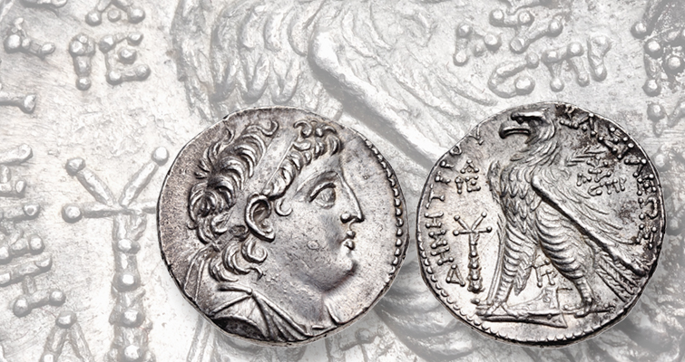Shekels of Tyre among the most popular of ancient coins: Ancients Today