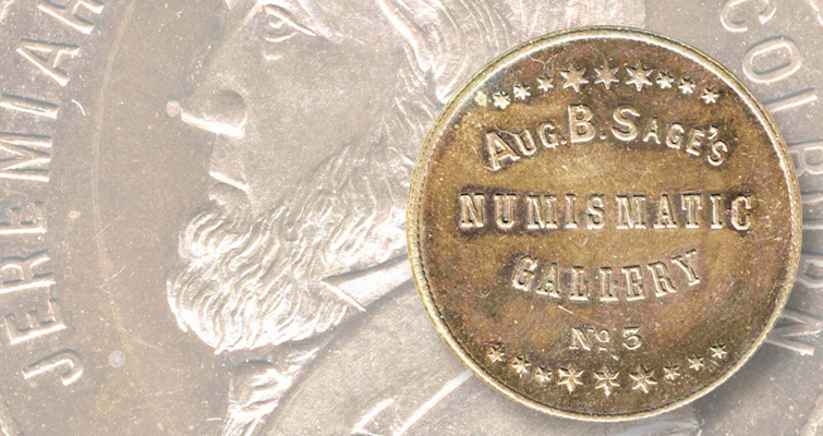 Jeremiah Colburn's American Journal of Numismatics: Q. David Bowers