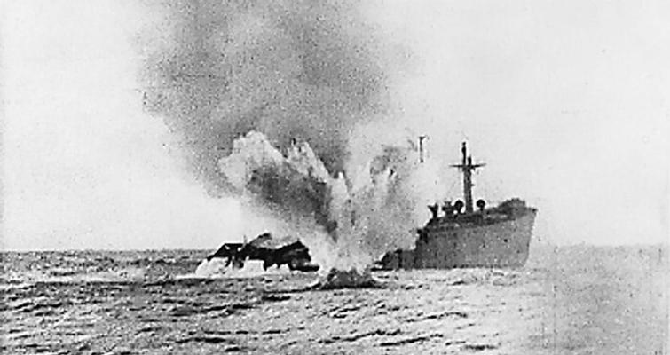 torpedoed_merchant_ship