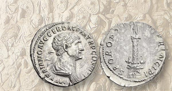 trajan-column-coin-in-auction