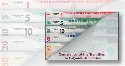Trinidad and Tobago bank notes