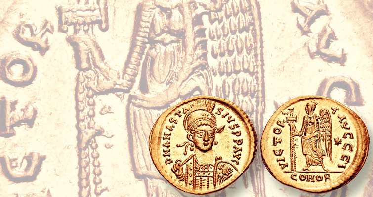 Collecting early Byzantine Empire gold solidi coins: Ancients Today