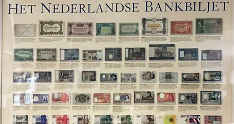 Netherlands no longer has a bank note printer as facility closes