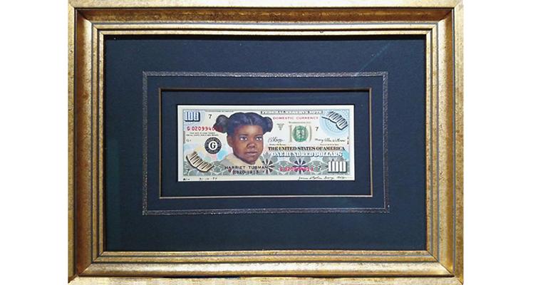 tubman-framed