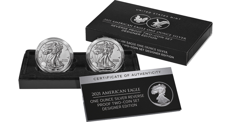 two-coin-reverse-proof-silver-eagle-set