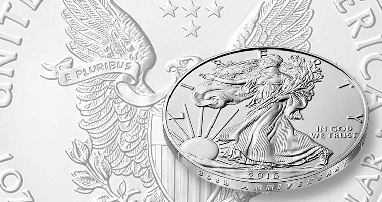 Low mintage not guaranteed for Uncirculated 2016 American Eagle silver dollar