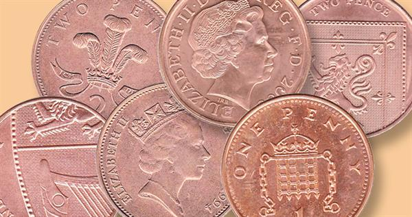 united-kingdom-penny-two-penny-coins