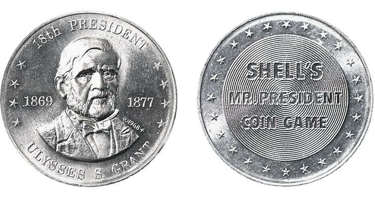 us-grant-shell-mr-president-token
