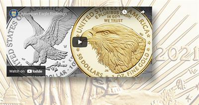 Video from U.S. Mint on American Eagle program