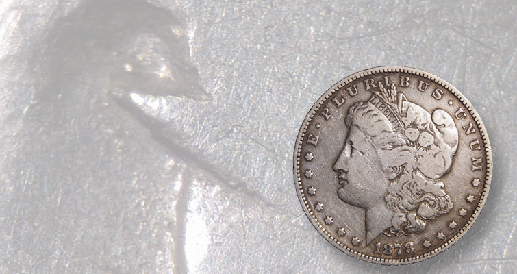 VAM-14.17 1878 Morgan, 8 Tail Feathers dollar is a rare variety: About VAMs