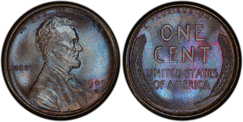 The 1909-S VDB Lincoln cent is among the blue-chip coins collectors should always be considering if they want to make money in numismatics.