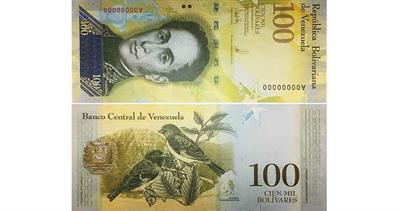 venezuela-note