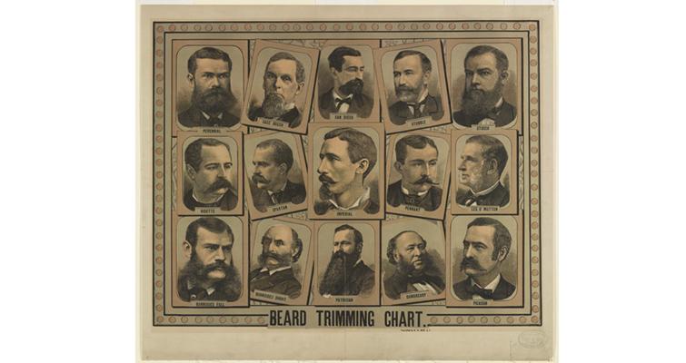 Victorian-Beard-Chart