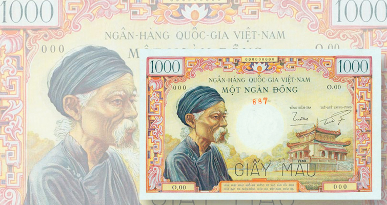 Spink auction of paper money includes collection of Vietnam notes