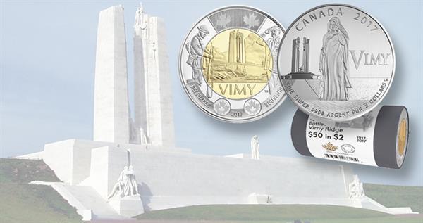 vimy-ridge-centennial-on-canadian-coins