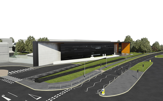 The Royal Mint receives approval to begin construction on visitor center