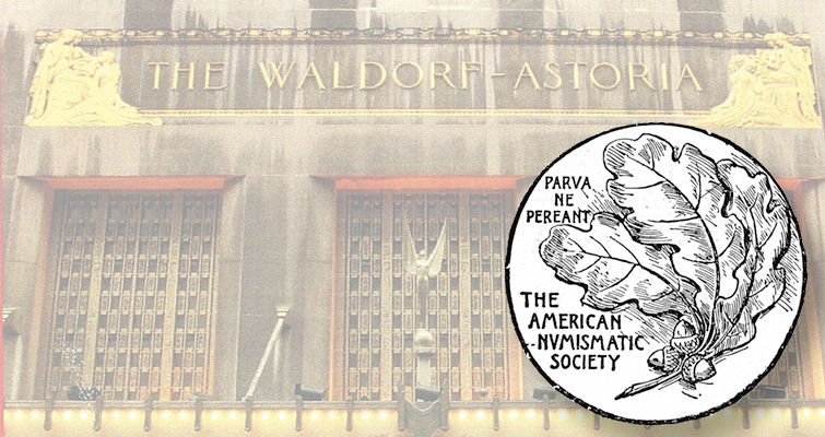Q. David Bowers: Waldorf-Astoria winding down as public venue in New York City