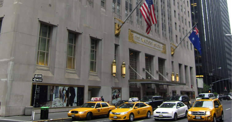 NYINC show must go on, but not at Waldorf-Astoria Hotel after 2017