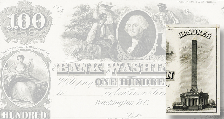 original design for the Washington Monument