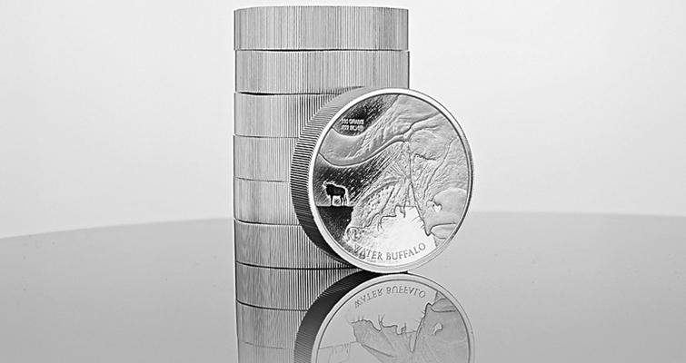 Scottsdale Mint issues 2017 100-gram silver bullion coin