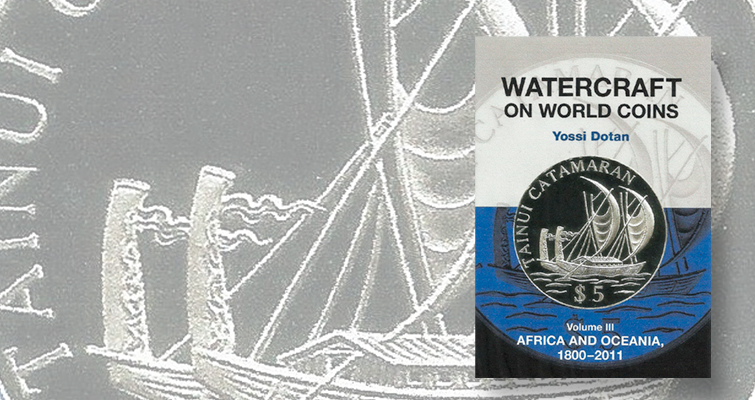 Watercraft on World Coins book