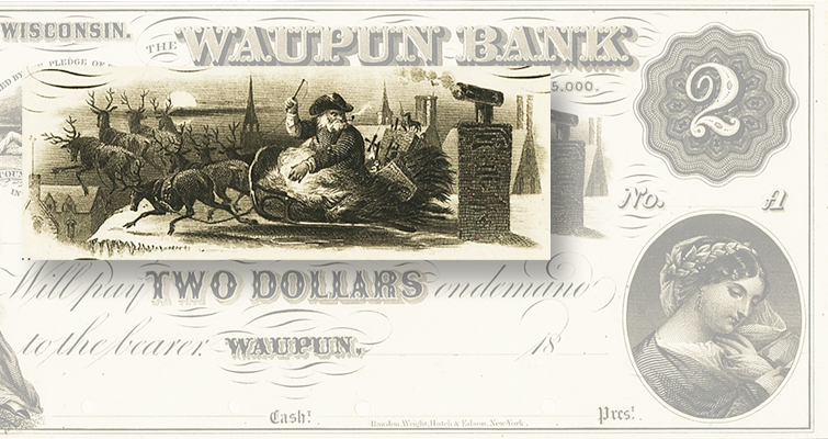 waupun-bank-wisconsin-2-dollars-obsolete-note-santa-claus-heritage-face-lead