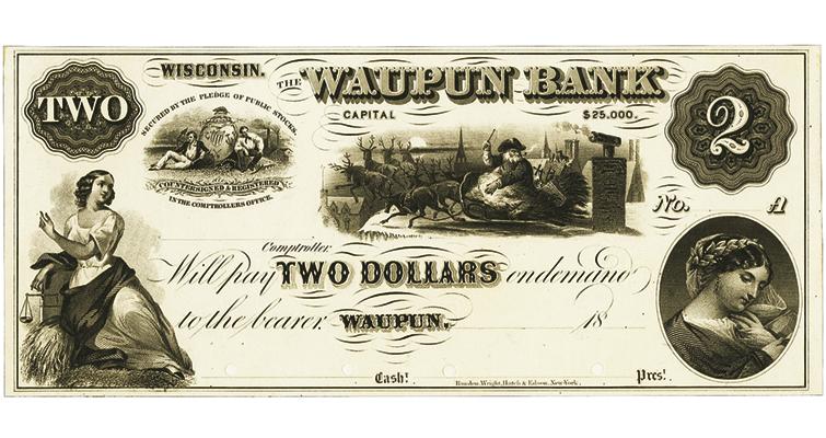 waupun-bank-wisconsin-2-dollars-obsolete-note-santa-claus-heritage-face