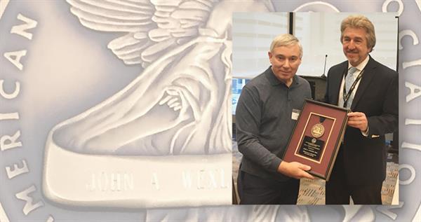 wexler-presidential-award
