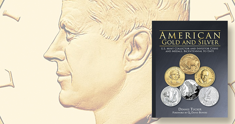 U.S. Mint gold and silver coins since 1976 focus of new Whitman book