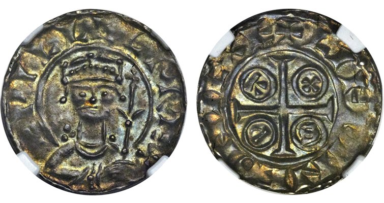 William the Conqueror pax penny merged