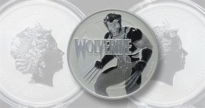 Perth Mint Wolverine mule