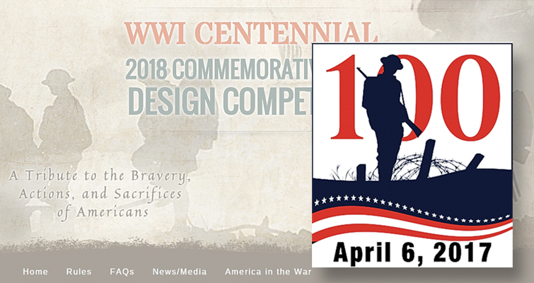 World War I American Veterans Centennial silver dollar design unveiling set for Oct. 9