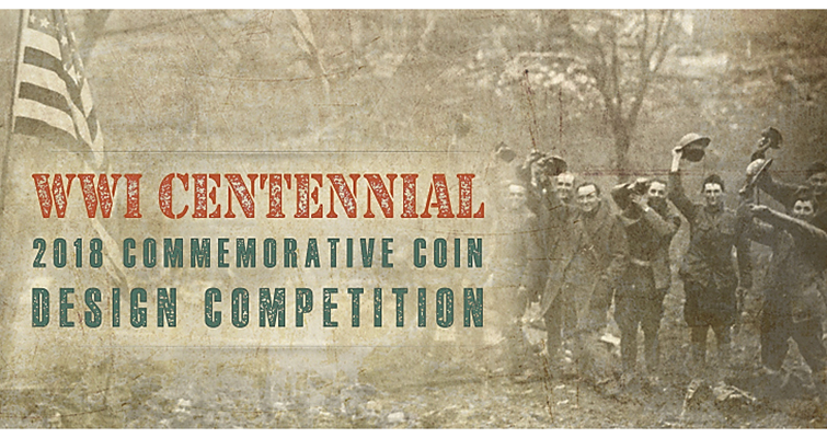 Phase I of World War I dollar coin design competition nearing close